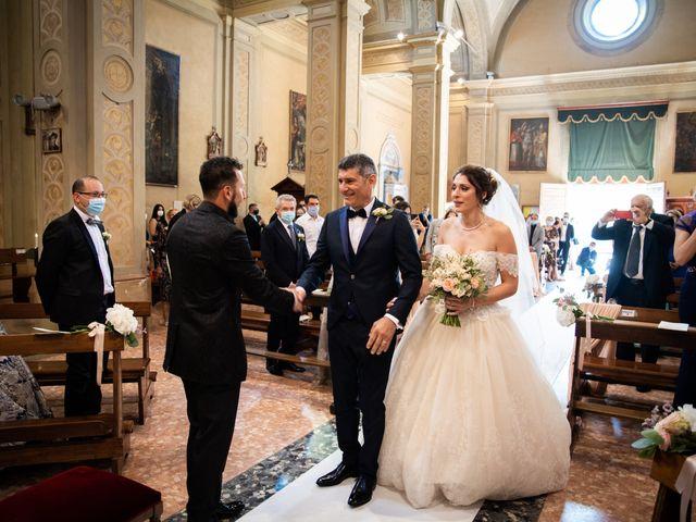 Il matrimonio di Andrea e Tina a Rio Saliceto, Reggio Emilia 57