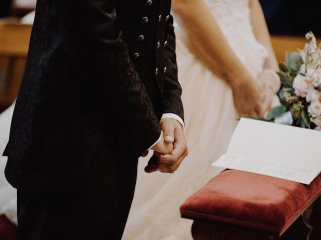 Il matrimonio di Andrea e Tina a Rio Saliceto, Reggio Emilia 60