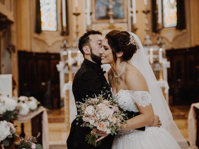 Il matrimonio di Andrea e Tina a Rio Saliceto, Reggio Emilia 1