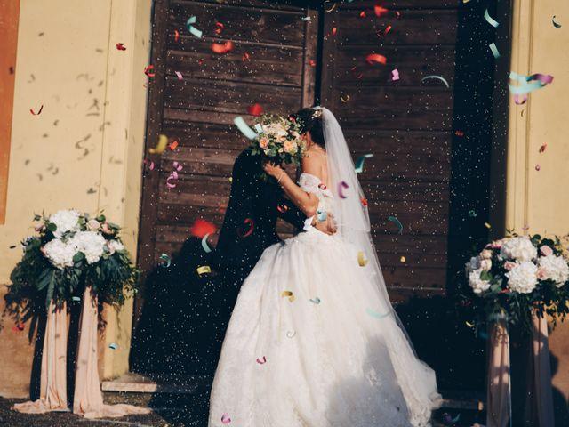 Il matrimonio di Andrea e Tina a Rio Saliceto, Reggio Emilia 75