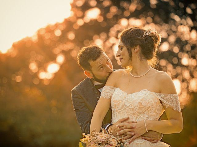 Il matrimonio di Andrea e Tina a Rio Saliceto, Reggio Emilia 86