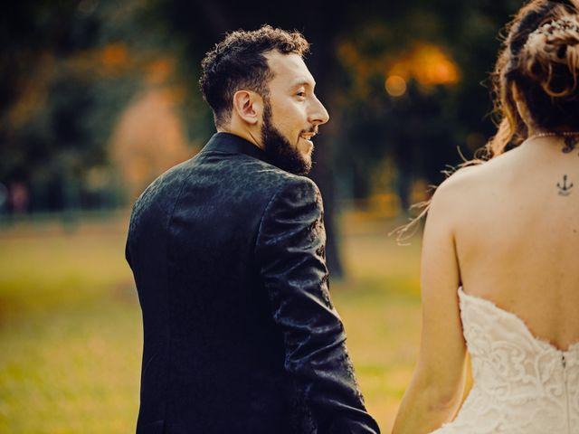 Il matrimonio di Andrea e Tina a Rio Saliceto, Reggio Emilia 91
