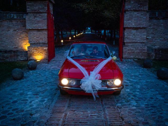 Il matrimonio di Andrea e Tina a Rio Saliceto, Reggio Emilia 105