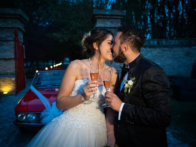 Il matrimonio di Andrea e Tina a Rio Saliceto, Reggio Emilia 109