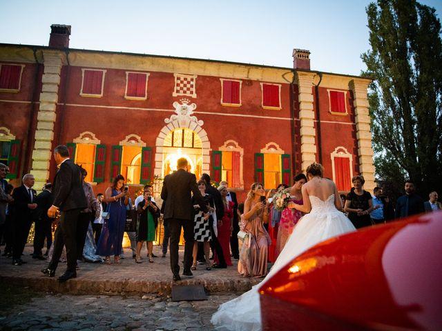 Il matrimonio di Andrea e Tina a Rio Saliceto, Reggio Emilia 110