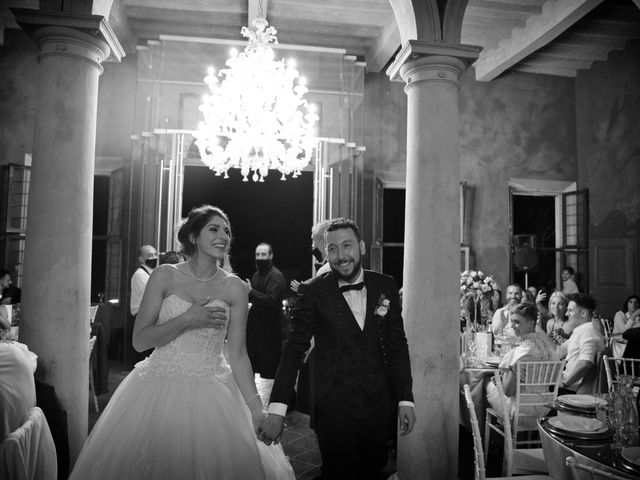 Il matrimonio di Andrea e Tina a Rio Saliceto, Reggio Emilia 113