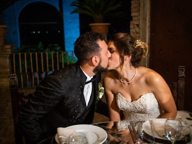 Il matrimonio di Andrea e Tina a Rio Saliceto, Reggio Emilia 114