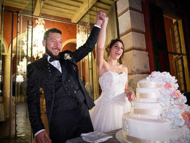 Il matrimonio di Andrea e Tina a Rio Saliceto, Reggio Emilia 125