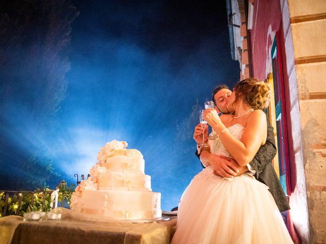 Il matrimonio di Andrea e Tina a Rio Saliceto, Reggio Emilia 133
