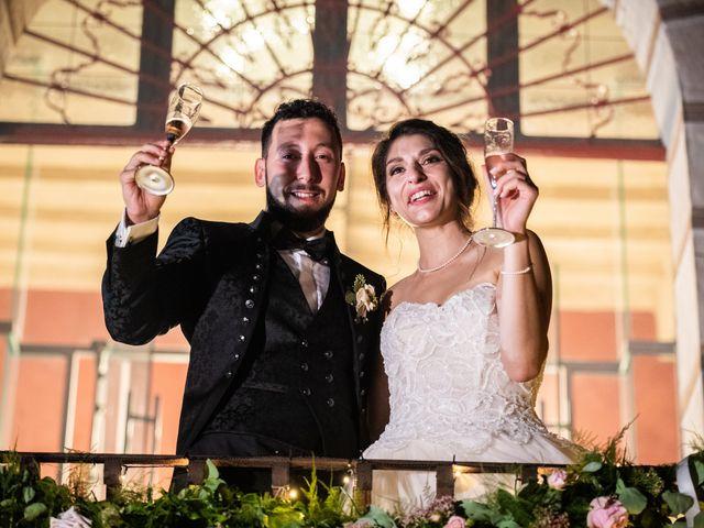 Il matrimonio di Andrea e Tina a Rio Saliceto, Reggio Emilia 135