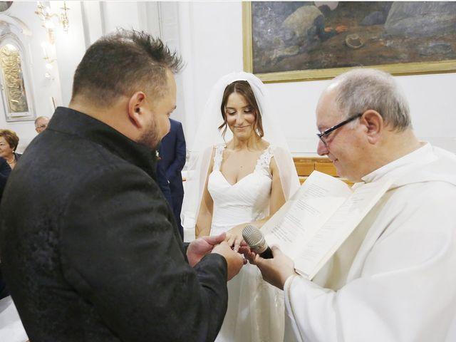 Il matrimonio di Anna e Pietro a Pietramelara, Caserta 22