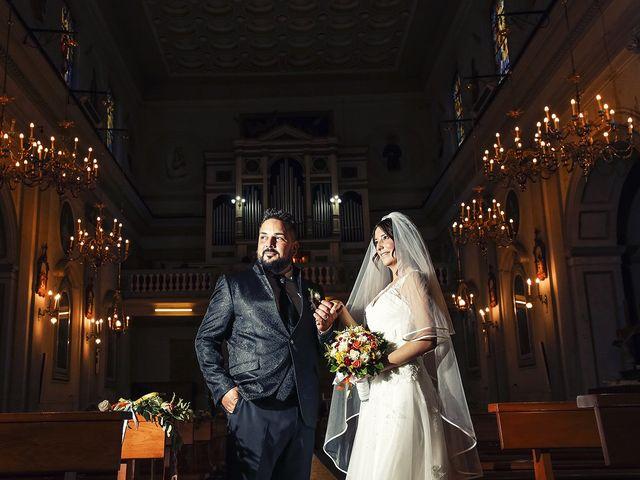 Il matrimonio di Anna e Pietro a Pietramelara, Caserta 23