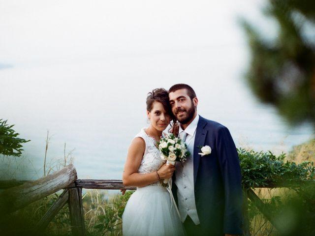 Le nozze di Ester e Max