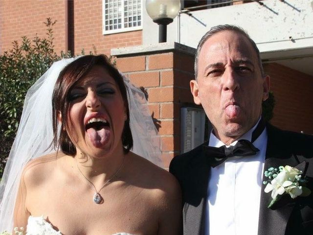 Il matrimonio di Angelo  e Sara  a Roma, Roma 5