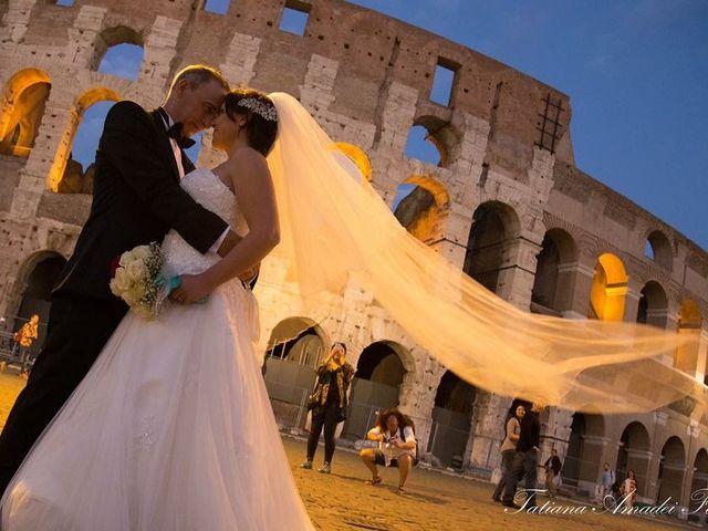 Il matrimonio di Angelo  e Sara  a Roma, Roma 6