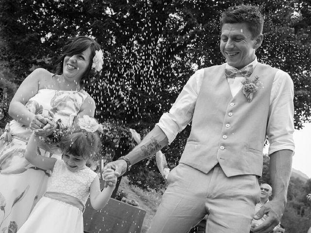 Il matrimonio di Henri e Sonia a Postua, Vercelli 8