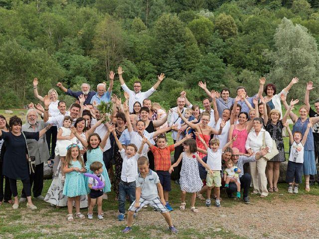 Il matrimonio di Henri e Sonia a Postua, Vercelli 13