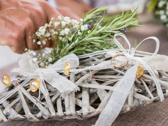 Il matrimonio di Henri e Sonia a Postua, Vercelli 15