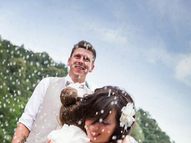 Il matrimonio di Henri e Sonia a Postua, Vercelli 17