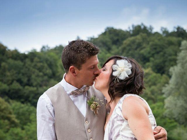 Il matrimonio di Henri e Sonia a Postua, Vercelli 18