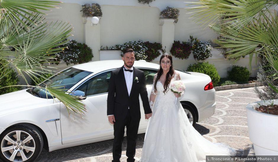 Il matrimonio di Marco e Alessia a Bacoli, Napoli