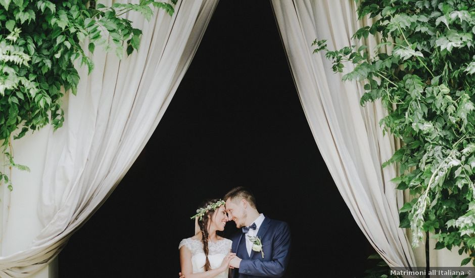Il matrimonio di Marco e Stefania a Como, Como