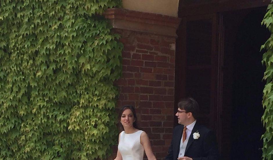 Il matrimonio di Maki e Diego a Trino, Vercelli