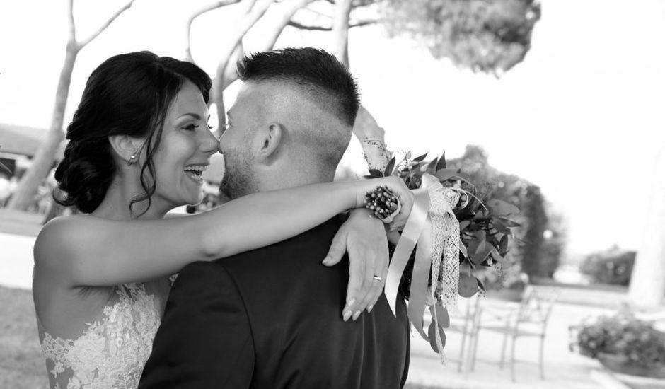 Il matrimonio di Cristian  e Erica a Marcellina, Roma