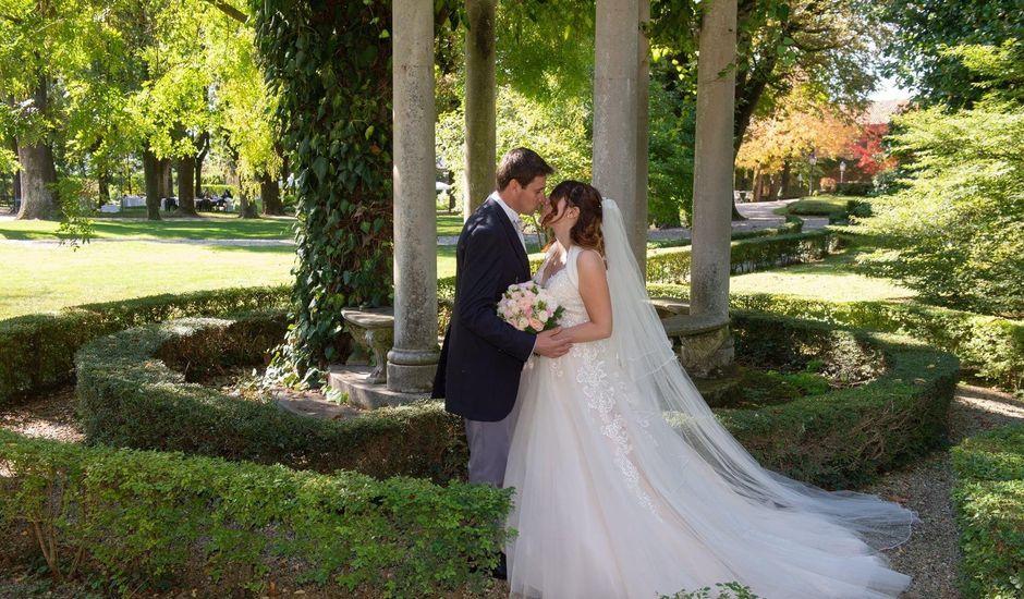 Il matrimonio di Devid  e Ilaria  a Cervesina, Pavia