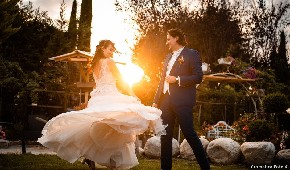 Il matrimonio di Patrick e Stefania a Cavour, Torino