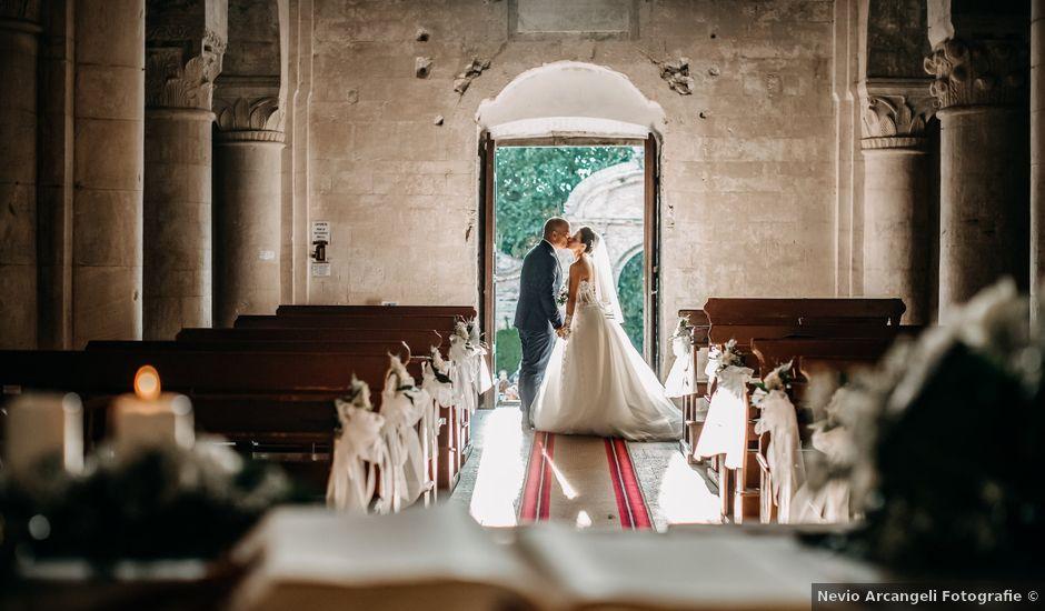 Il matrimonio di Andrea e Natascia a Sirolo, Ancona