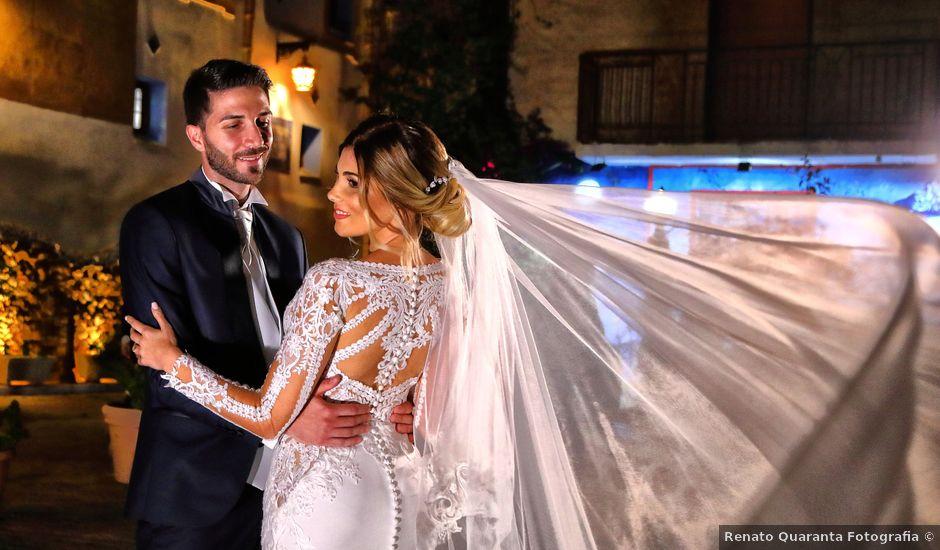 Il matrimonio di Flavia e Carlo a Partinico, Palermo
