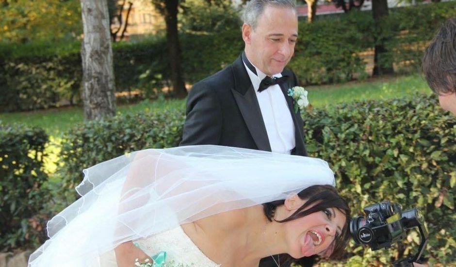 Il matrimonio di Angelo  e Sara  a Roma, Roma