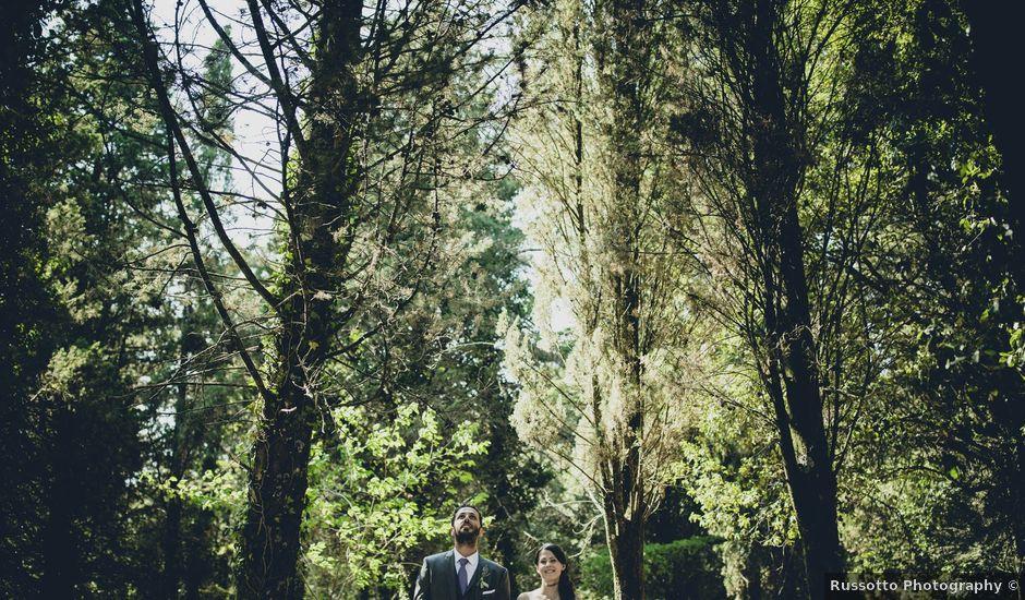Il matrimonio di Andrea e Valeria a Orvieto, Terni
