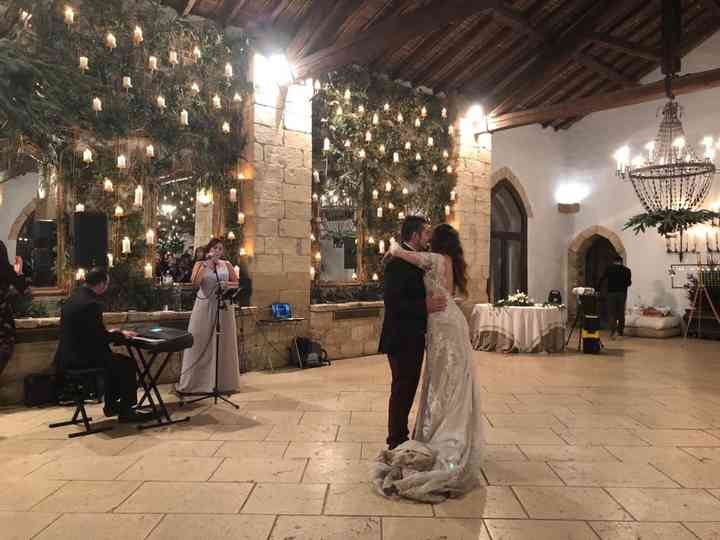 le nozze di Clelia e Pierdo