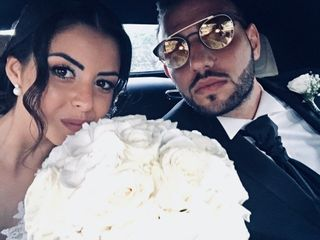 Le nozze di Maddalena  e Renato
