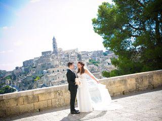 Le nozze di Milena e Giuseppe 1