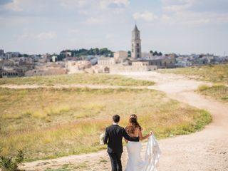 Le nozze di Milena e Giuseppe