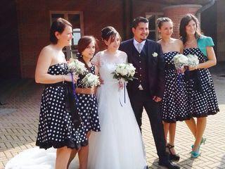 Le nozze di Diego e Alessandra 1