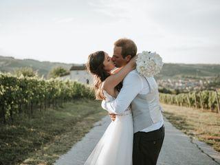 Le nozze di Anna e Matteo 1