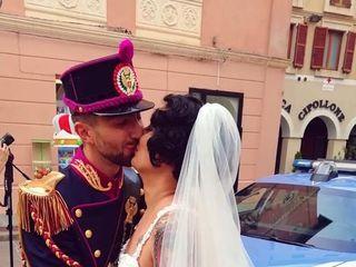 Le nozze di Lara e Domenico 1