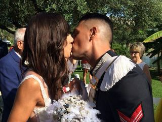 Le nozze di Carla e Emilio 1