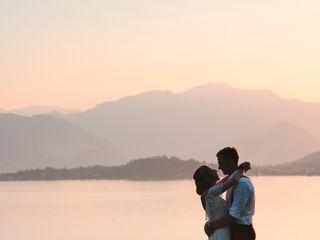 Le nozze di Lara e Clayton