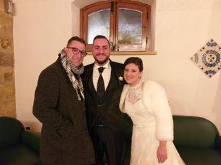 Le nozze di Caterina e Michele