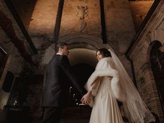 Le nozze di Giacomo e Cinzia