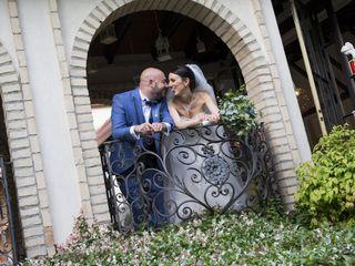 Le nozze di Roberta e Luca