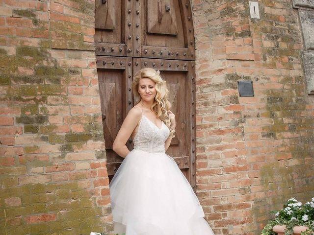 Il matrimonio di Paolo  e Ala  a Poggio Berni, Rimini 4