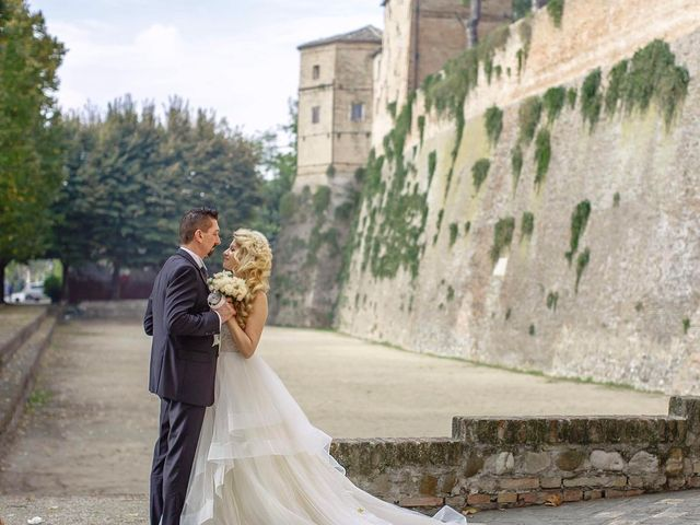 Il matrimonio di Paolo  e Ala  a Poggio Berni, Rimini 5