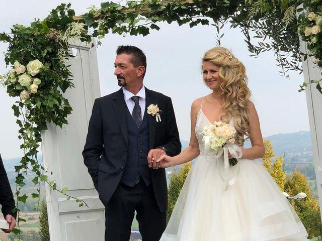 Il matrimonio di Paolo  e Ala  a Poggio Berni, Rimini 1