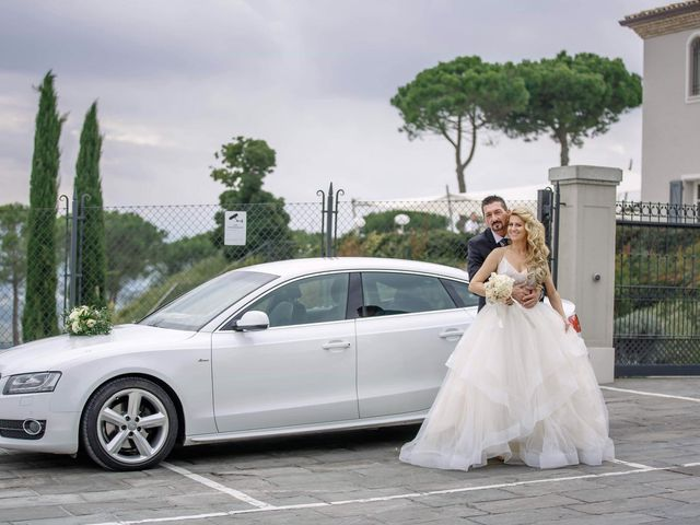 Il matrimonio di Paolo  e Ala  a Poggio Berni, Rimini 16